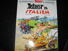 "Asterix und Obelix Band 37  "" Asterix in Italien ""  - Hardcover -"