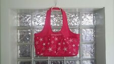 American Girl Pink Starry 2 Doll Tote Carrier
