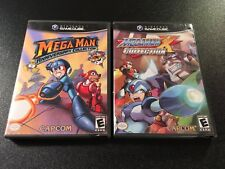 Mega Man X Collection GameCube (Game Cube Nintendo) Anniversary - Clean & Tested