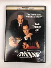 DVD:  SWINGERS...VINCE VAUGHN-HEATHER GRAHAM