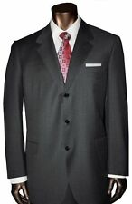 Brioni Solid Three Button 100% Wool Suits for Men