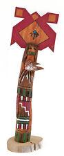 RetailTag $180 Authentic Hopi Long Hair Feather Dancer Native American Kachina