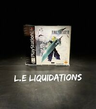 FINAL FANTASY VII 7 (Sony Playstation 1, PS1, 1997) Black Label