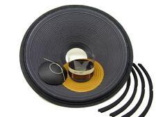 "Recone Kit for JBL 2240H 8 Ohm 18"" Woofer Premium SS Audio Speaker Repair Parts"