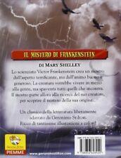 Narrativa per bambini e ragazzi ragazzi sul mistero in italiano
