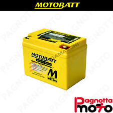 BATTERIE PRÉCHARGÉ MOTOBATT MBTX4U GILERA EASY MOVING 50 1995>1996