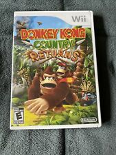 Donkey Kong Country Returns Wii *COMPLETE*