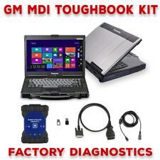 Gm MDI 2 Toughbook Dealer Diagnostic KIT  Full Warranty Ready to Go