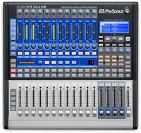 Presonus StudioLive 16.0.2 USB 16x2 Performance & Recording Digital Mixer New