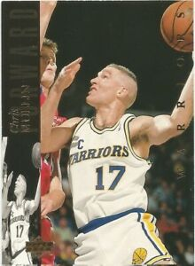 Chris Mullin Upper Deck SE 1993/94 - NBA Basketball Card #61