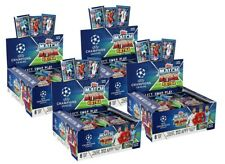 Topps Match Attax Extra Champions League 2019/2020 - 4 x Displays 120 Booster