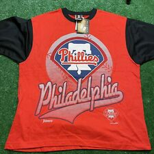 Vintage 1993 Philadelphia Phillies T Shirt Size Large