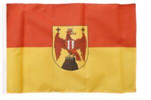 Österreich Burgenland Banner österreichische Fahnen Flaggen 30x45cm