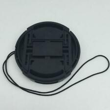 58MM Plastic Snap On Front Lens Cap Cover Accessory For SLR DSLR Camera  mu
