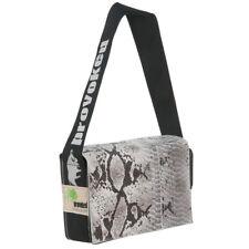 Messenger Bag original PROVOKED Python Croco Schlangenhaut Tasche