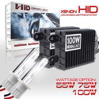 For Ford F750 Fiesta Figo Focus Xenon HID Conversion Kit 55W 75W 100W High Power