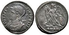 More details for constantinopolis (330-333 ad) ae3 follis. antioch #ra 9204