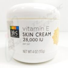 Whole Foods 365 Everyday Value Vitamin E Skin Cream 28,000 Iu Per 4oz Jar 6/2023