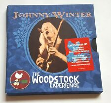 Johnny Winter - The Woodstock Experience  2 CD NM