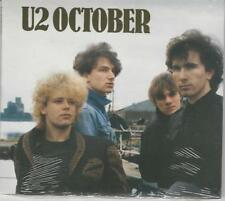 CD U2 : OCTOBER   NUOVO SIGILLATO