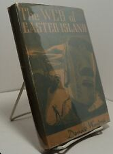 The Web of Easter Island by Donald Wandrei - Arkham House