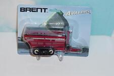 1/64 Brent Avalanche 1084 Red Grain Cart on Tracks W/Auger NIP!