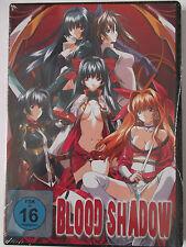 Blood Shadow - Abenteuer Sci.- Fi. Erotik Manga - Dämon vernascht süße Mädels