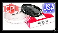 Tamron 62mm Genuine Origianl Circular Polarizing Polarizer Lens Filter CPL Japan