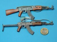 DRAGON 1:6 AK-47 + AKS-47 GUN SET X 2 Maschinenpistole AK47_Set2
