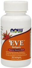 Now Foods Eve, Superior Women's Multivitamin, 90 Softgels