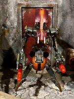 Star Wars ROTS Destroyer Droid Firing Arm-Blaster 2005 Hasbro 100% Complete RARE