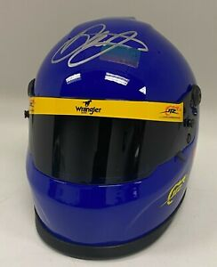 Dale Earnhardt Jr Signed Mini NASCAR Racing Helmet Autographed BAS COA Beckett