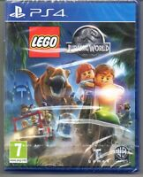 LEGO Jurassic World  'New & Sealed'   *PS4(Four)*