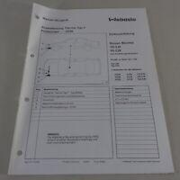 Einbauanweisung Webasto Auxiliary Heating Thermo Top T Nissan Maxima Stand 1995