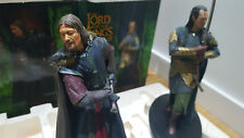 Weta Sideshow Statues Boromir and Lord Elrond Lord of the Rings Fellowship