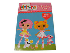 CHILDRENS KIDS - LALALOOPSY COLOURING BOOK - NEW