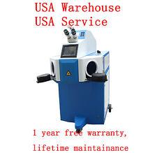 Jewellery Laser Welder & Laser Welding Machine 200W- USA Warehouse/USA Service
