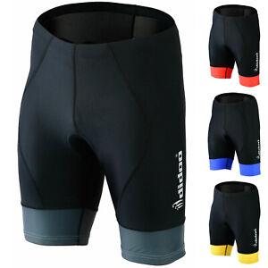 Didoo Mens Cycling Shorts Padded Bicycle MTB Running Lycra Compression Pants