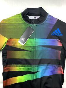 Adidas Adistar Pride Cycling Ciclismo Jersey Mens Size Medium FJ6571 $160