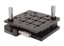 NEW - Newport 37 Tip Tilt Rotation Stage / Platform with SM-13 Micrometers