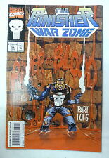 the punisher war zone 31 marvel  joe kubert