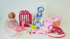 SIMBA lot baby bébé princesse poussette lits accessoires-Lot 1