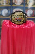 Mattel Elite WWE WCW Cruiserweight  Custom Title