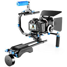 Neewer Film Movie Video Making System DSLR Shoulder Rig for Canon Nikon Sony