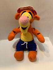 "13"" Pool Party Tigger Plush Swim Beach Summer - Disney Store"