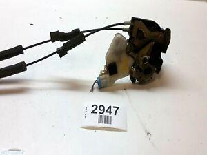 03-08 INFINITI G35 REAR RIGHT PASSENGER SIDE DOOR LOCK LATCH ACTUATOR OEM