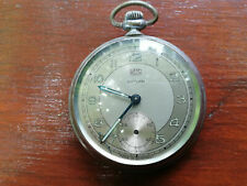 VINTAGE POCKET WATCH UMF RUHLA  MADE IN GERMANY