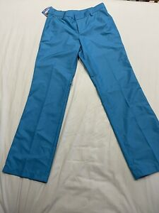 """J Lindeberg Golf Water Repellent Trousers - 30w Regular Length 30/32"""" - Paid £95"""