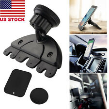 Universal Magnet Car CD Slot Holder Mount Stand For Cell Phone iPhone 7+ Tablet
