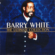 BARRY WHITE - THE ULTIMATE COLLECTION CD (2000) 5604712